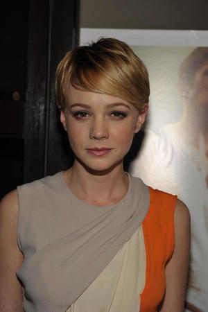 """Carey Mulligan at the Comic-Con 2011 of """"Drive"""" in San Diego."""