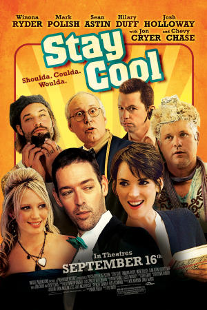 "Poster art for ""Stay Cool."""