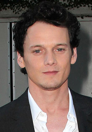 "Anton Yelchin at the California premiere of ""Fright Night."""
