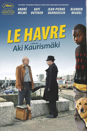 "Poster art for ""Le Havre."""