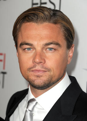"Leonardo DiCaprio at the Opening Night Gala of ""J. Edgar"" during the AFI FEST 2011 in California."