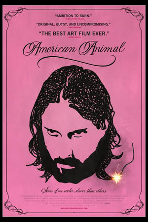"Poster art for ""American Animal."""