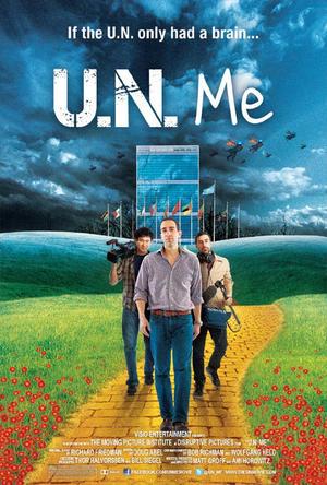 """Poster art for """"U.N. Me."""""""