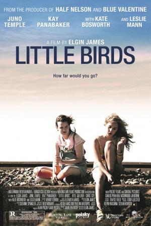 """Poster art for """"Little Birds."""""""