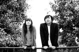 """Yea Ming Chen and Goh Nakamura in """"Daylight Savings."""""""