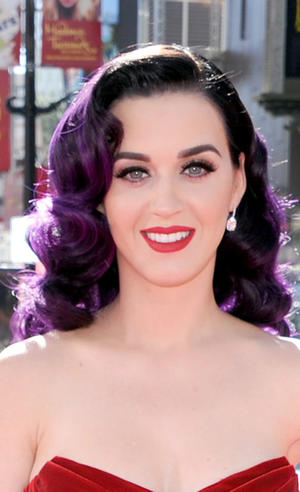 """Katy Perry at the California premiere of """"Katy Perry: Part of Me."""""""