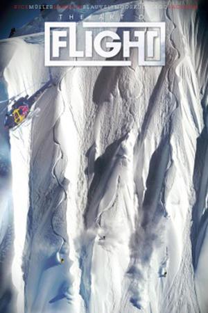 """Poster art for """"The Art of Flight."""""""