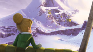 """Tinker Bell voiced by Mae Whitman in """"Secret of the Wings 3D."""""""