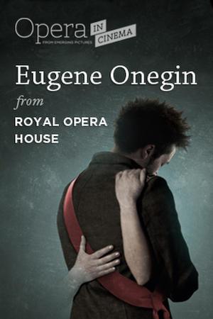"""Poster art for """"Eugene Onegin."""""""
