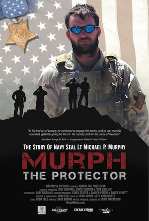 "Poster art for ""Murph: The Protector."""