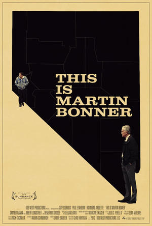 "Poster art for ""This Is Martin Bonner."""