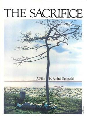 """Poster art for """"The Sacrifice."""""""