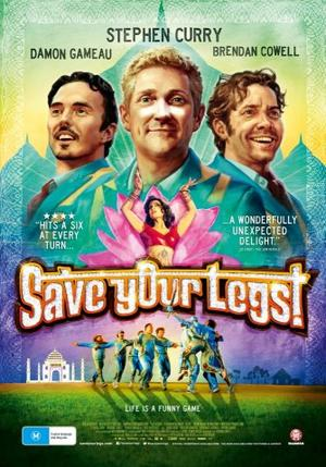 """Poster art for """"Save Your Legs!"""""""