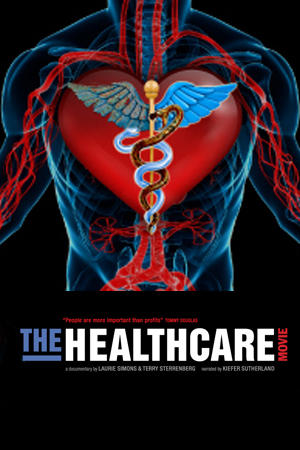"Poster art for ""The Healthcare Movie."""
