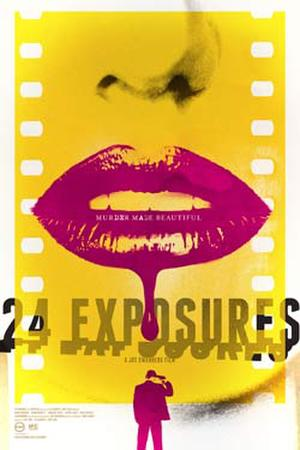 "Poster art for ""24 Exposures."""