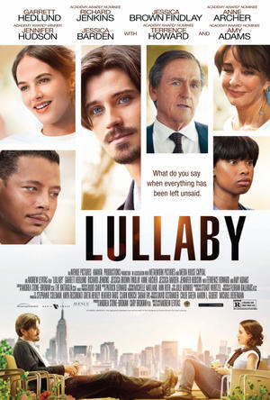 "Poster art for ""Lullaby."""