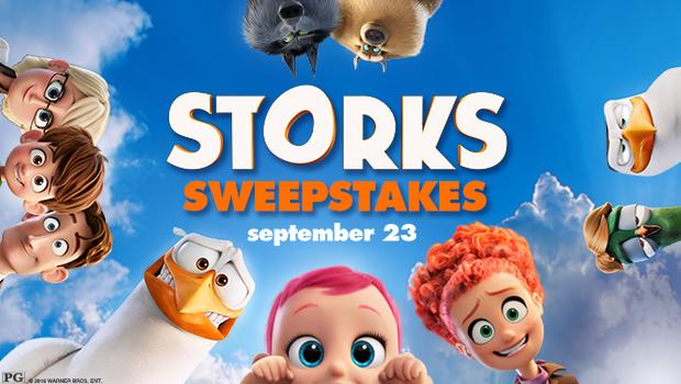 STORKS (2016) Watch Online Full Movie