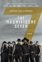 The Magnificent Seven (2016) showtimes and tickets