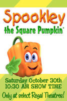 Spookley the Square Pumpkin showtimes and tickets