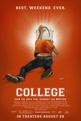 College showtimes and tickets