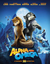 Alpha and Omega showtimes and tickets