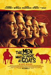The Men Who Stare at Goats showtimes and tickets