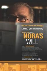 Nora's Will showtimes and tickets