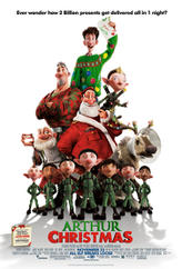 Arthur Christmas showtimes and tickets