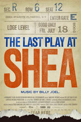 Last Play at Shea showtimes and tickets