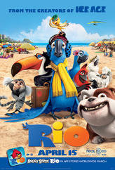 Rio The Movie 3D showtimes and tickets