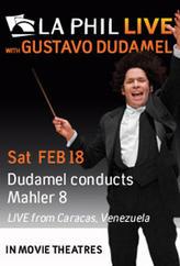 LA Phil Live: Dudamel Conducts Mahler showtimes and tickets