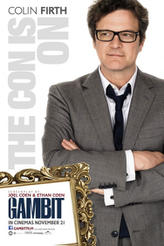 Gambit (2012) showtimes and tickets