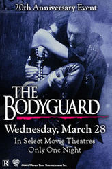 The Bodyguard: 20th Anniversary Event showtimes and tickets