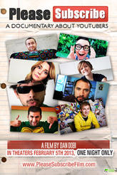 Please Subscribe: A Documentary About YouTubers showtimes and tickets