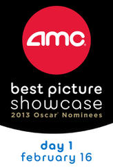 AMC Best Picture Showcase: 2013 Oscar® Nominees – Day 1 showtimes and tickets