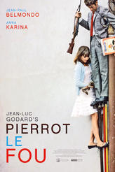 Pierrot Le Fou / Contempt showtimes and tickets