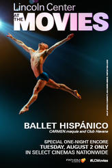 Lincoln Center: Ballet Hispanico feat. Carmen showtimes and tickets