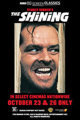 The Shining (1980) presented by TCM showtimes and tickets