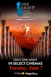 One Night for ONE DROP 2016 showtimes and tickets