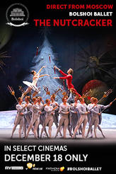 Bolshoi Ballet: The Nutcracker (2016) showtimes and tickets