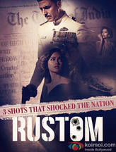 Rustom showtimes and tickets