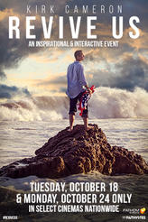 Kirk Cameron's Revive Us showtimes and tickets