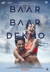 Baar Baar Dekho showtimes and tickets