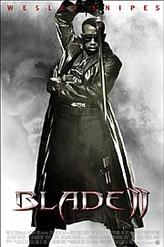 Blade II showtimes and tickets