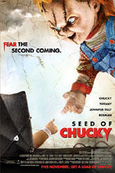 Seed of Chucky showtimes and tickets