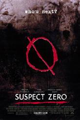 Suspect Zero showtimes and tickets