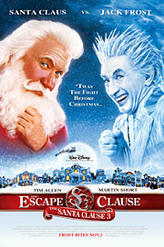 The Santa Clause 3: The Escape Clause showtimes and tickets
