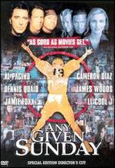 Any Given Sunday showtimes and tickets