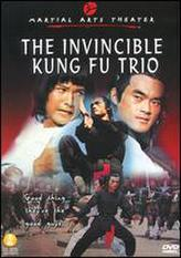 The Invincible Kung Fu Trio showtimes and tickets