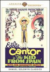 The Kid from Spain showtimes and tickets